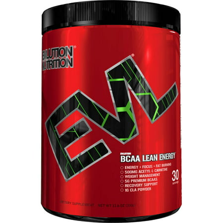 evlution nutrition bcaa lean energy review
