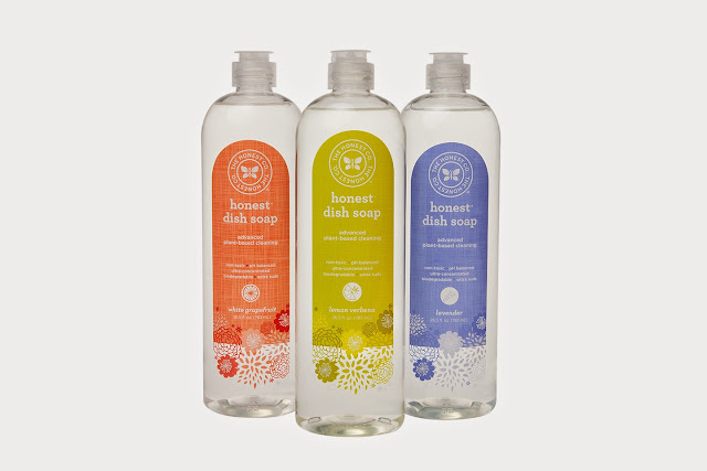 honest company dish soap review