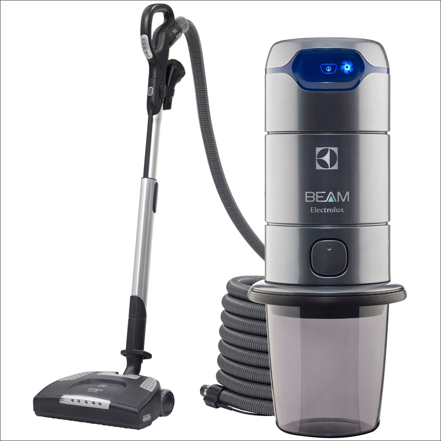 electrolux beam central vacuum reviews