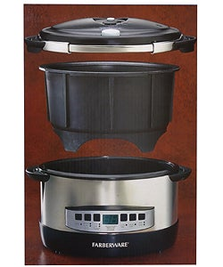 farberware 8 qt oval programmable pressure cooker reviews