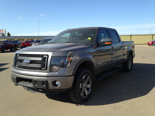 2014 ford f150 fx4 ecoboost review
