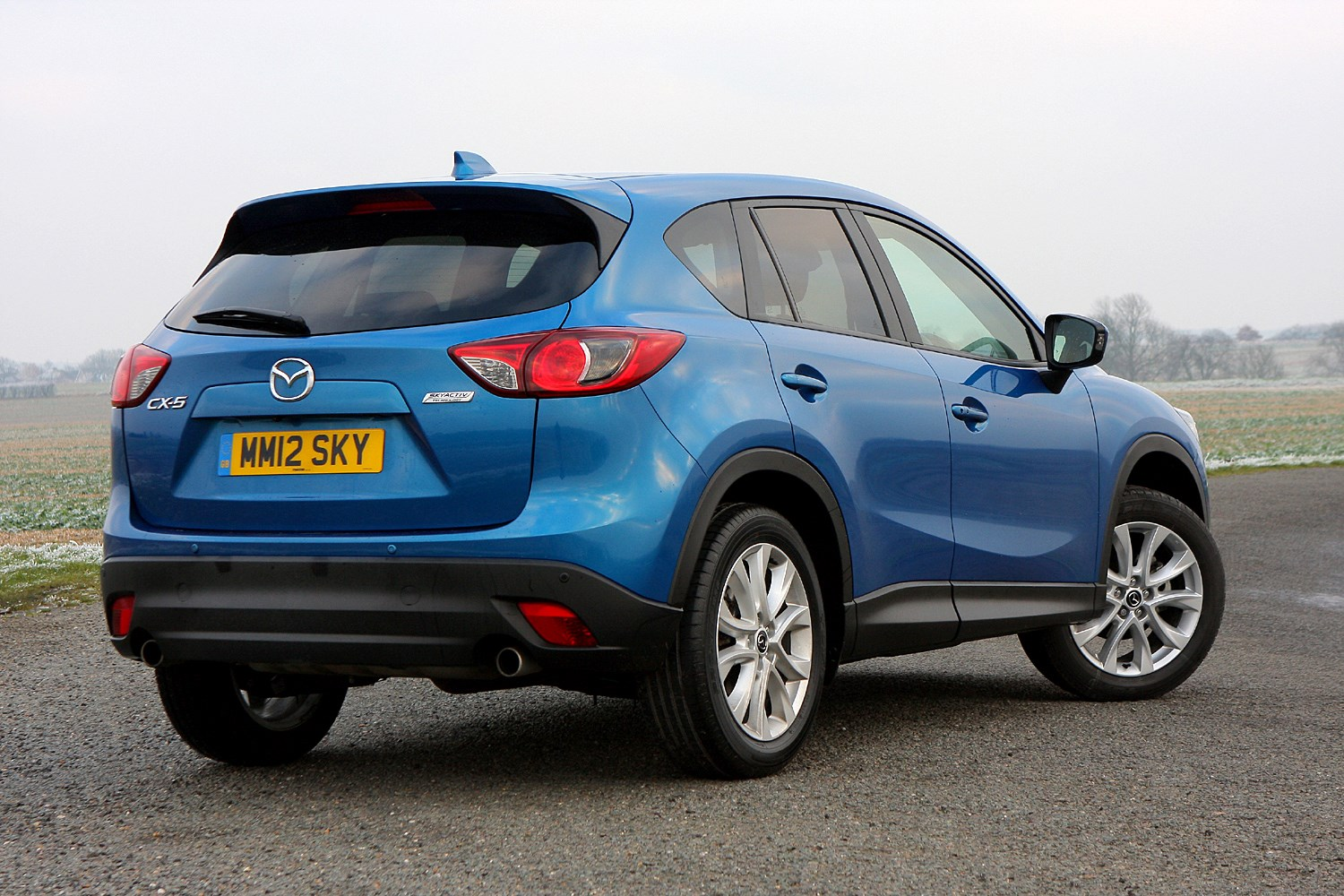 mazda cx 5 used review