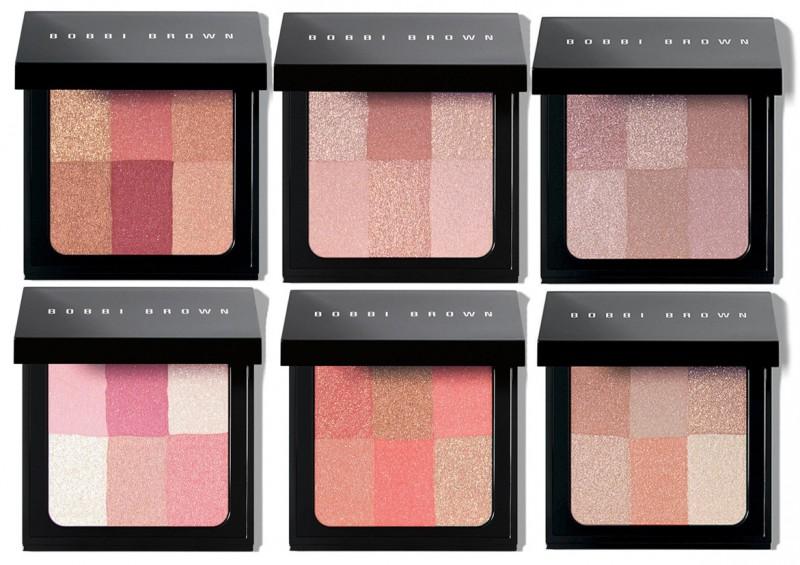 bobbi brown brightening brick pink review