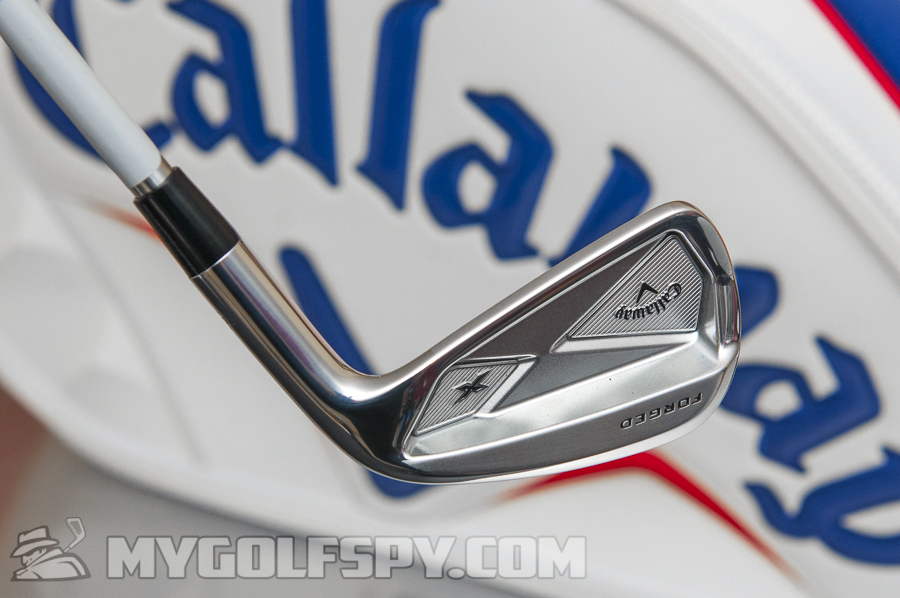 callaway x forged irons review