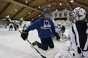 first contact hockey camp reviews