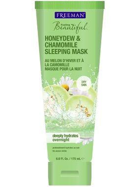 freeman honeydew & chamomile sleeping mask review indonesia