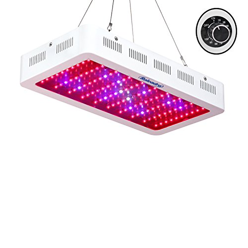 galaxyhydro led grow light review