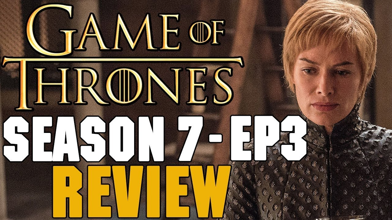 game of thrones season 7 review guardian