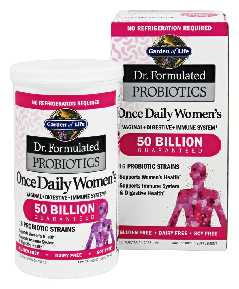 garden of life probiotics 30 billion reviews