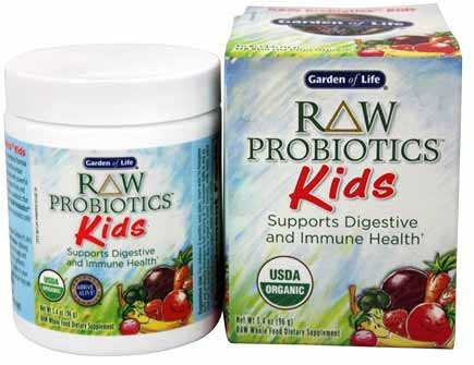 garden of life raw probiotics 400 billion review