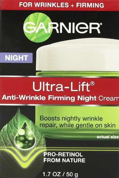 garnier anti aging cream review