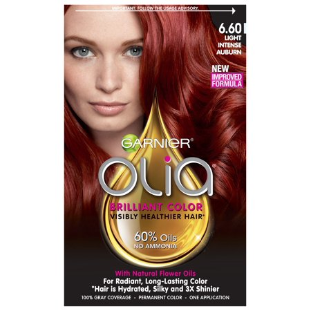 garnier oil hair color reviews