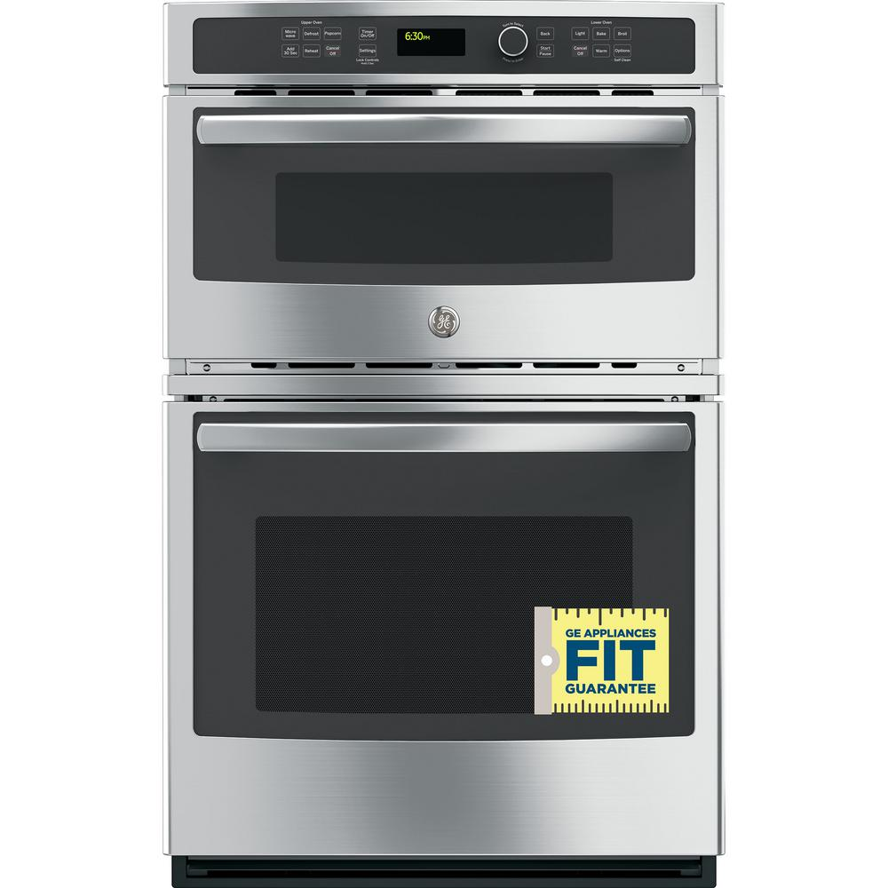 ge 27 inch double wall oven reviews