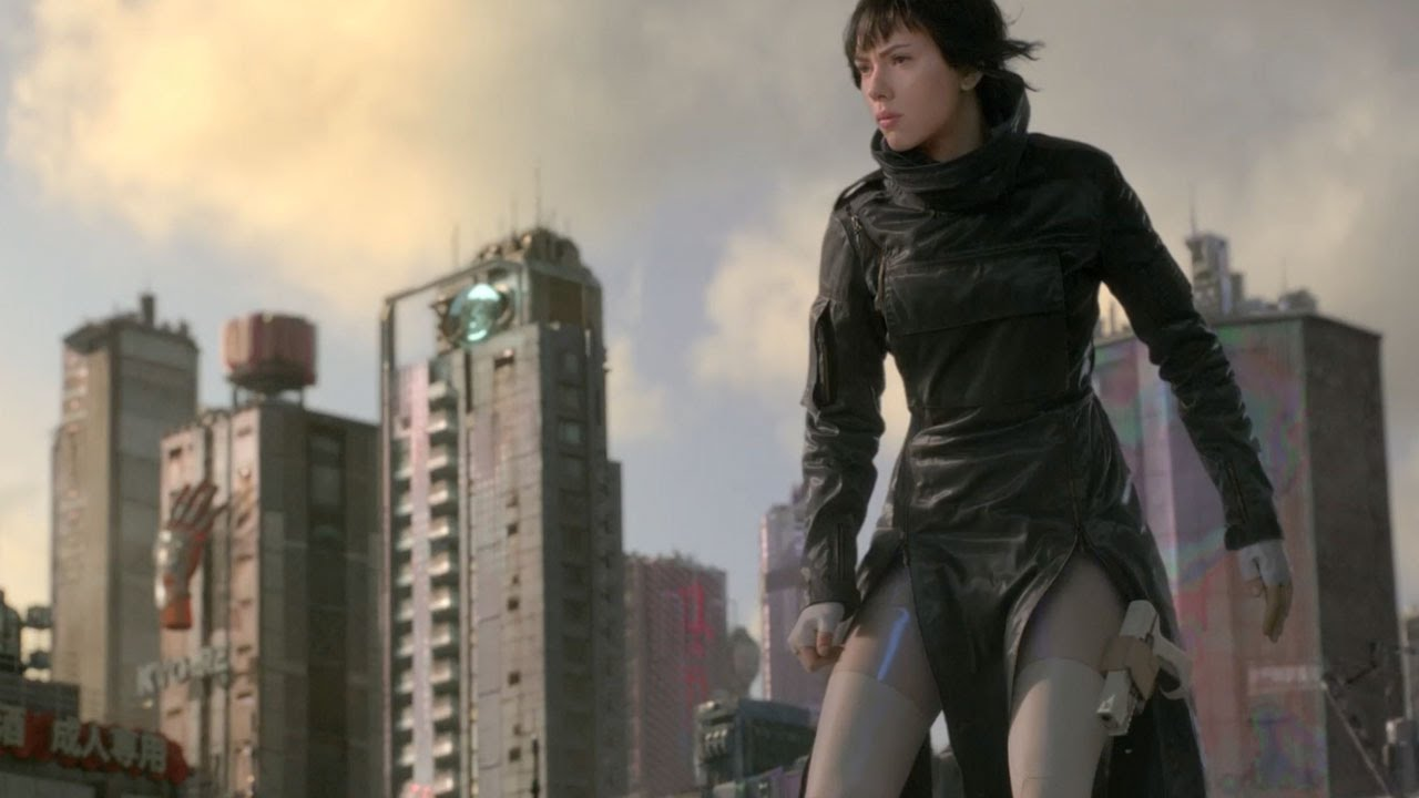 ghost in the shell 2017 film review