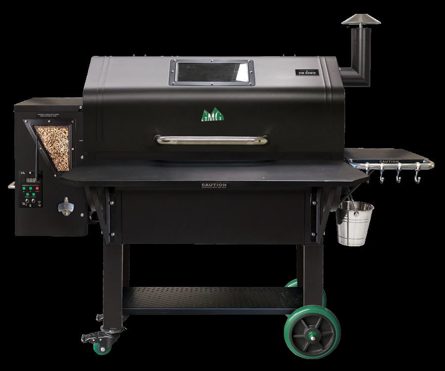 green mountain pellet grill reviews