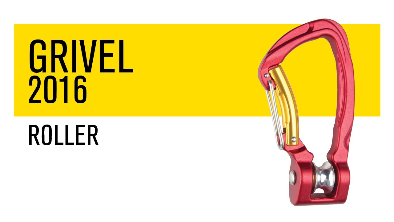 grivel twin gate carabiner review