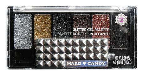 hard candy glitteratzi palette review