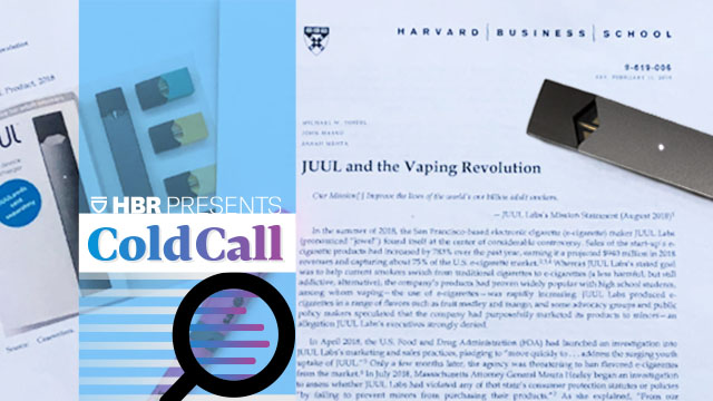 harvard business review cold calling
