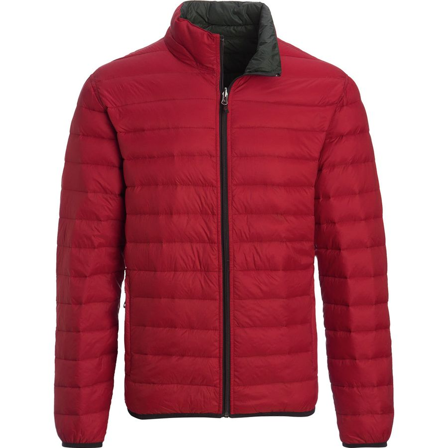 hawke and co down jacket review