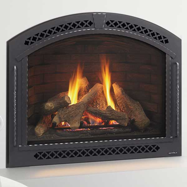heat n glo gas fireplace reviews