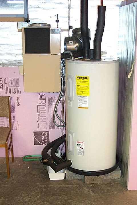 heat pump hot water heater reviews