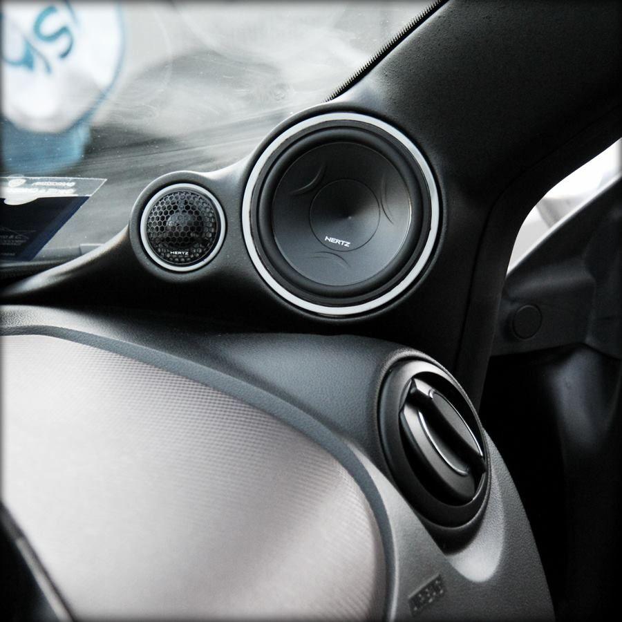 hertz car audio speakers review