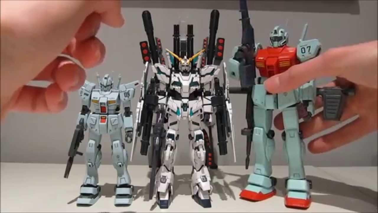 hguc unicorn destroy mode review