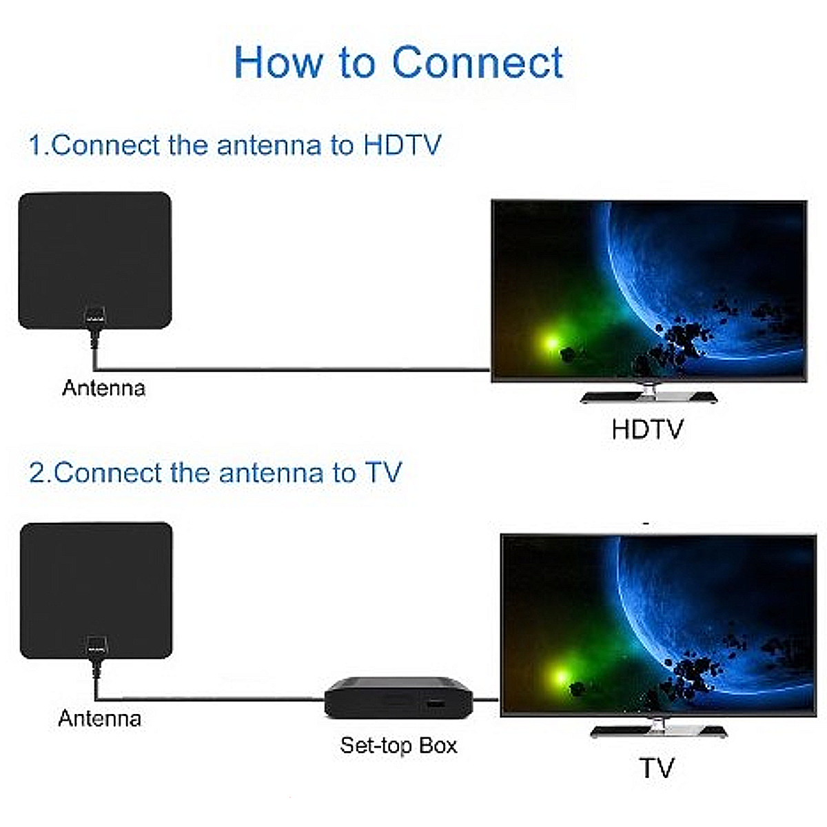 high definition tv antenna reviews