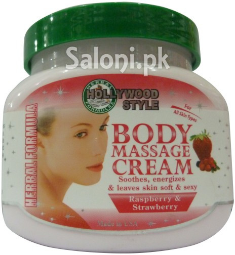 hollywood style whitening massage cream review