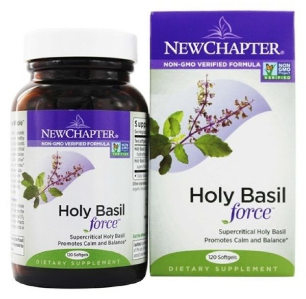 holy basil new chapter reviews