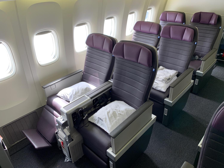 jet airways premium economy review