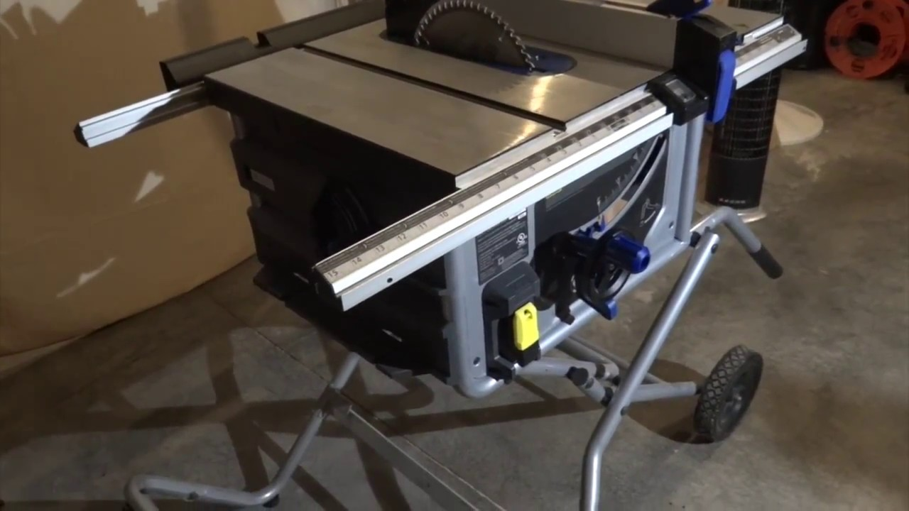 kobalt table saw kt1015 review