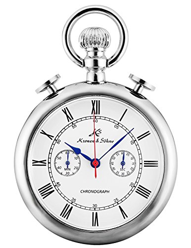 kronen and sohne pocket watch review