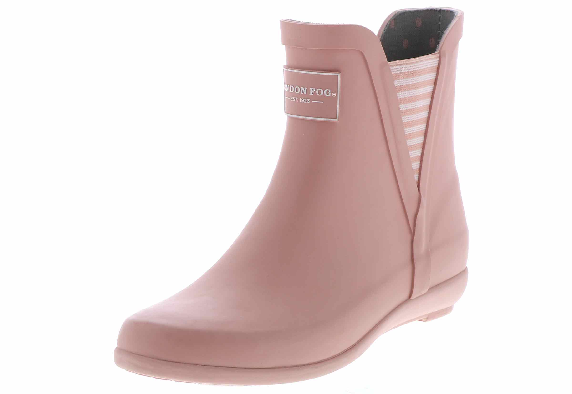 london fog rain boots review