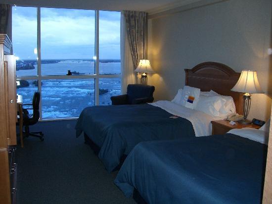 marriott hotel niagara falls canada reviews
