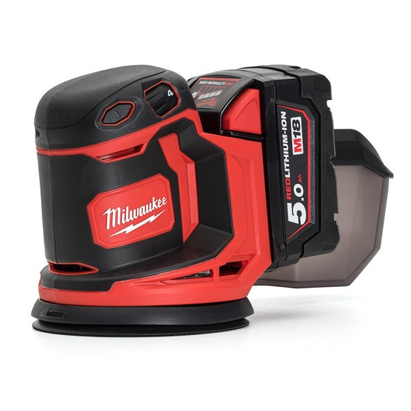 milwaukee 5.0 battery review
