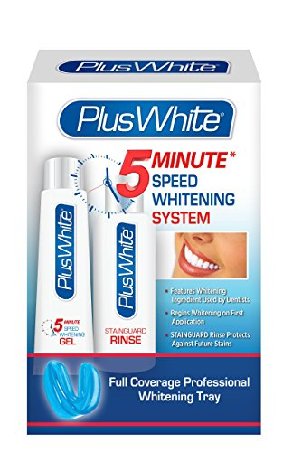 plus white 5 minute review