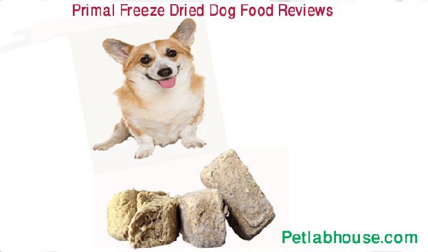 primal freeze dried dog food reviews