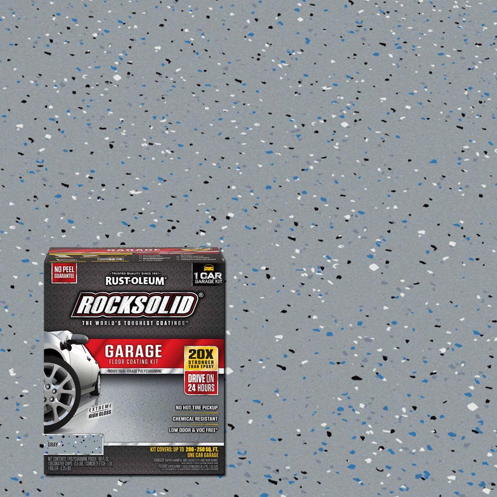 rock solid polyurea garage floor coating reviews
