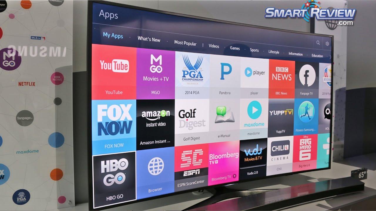 samsung tizen smart tv review