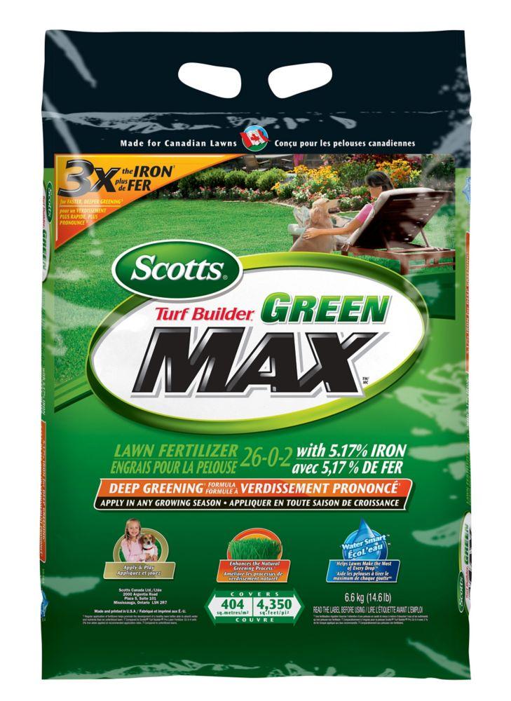 scotts green max lawn food reviews