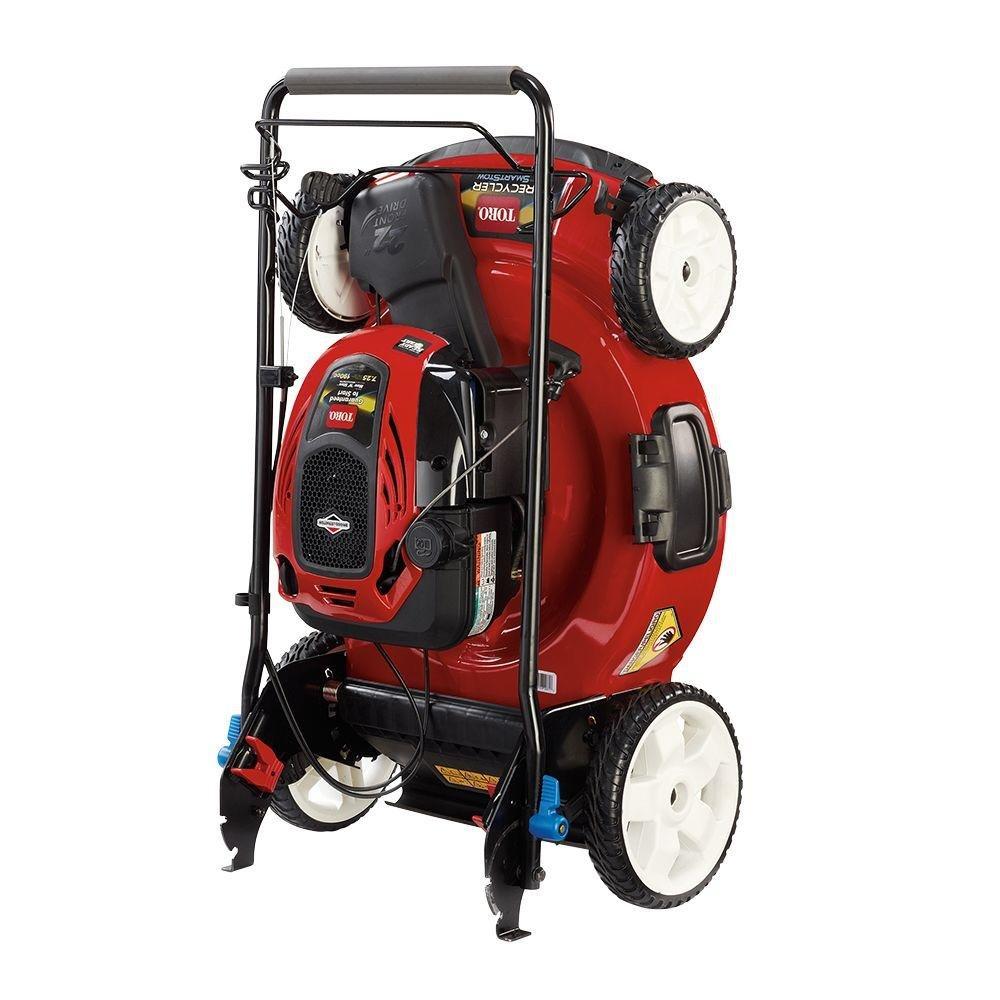 self propelled lawn mower reviews