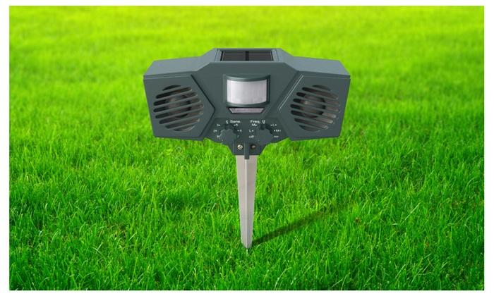 solar powered animal repeller reviews