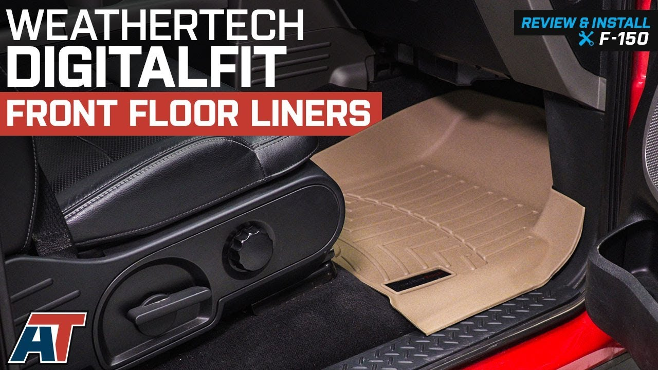 weathertech digitalfit floor liners reviews